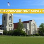 2020 BMW Championship Purse and Prize Money Breakdown