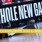 Milwaukee Bucks vs Dallas Mavericks Predictions, Picks, Odds, and Betting Preview | August 8 2020