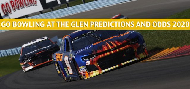 Go Bowling at the Glen Predictions, Picks, Odds, and Betting Preview | August 16 2020