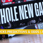 Brooklyn Nets vs Milwaukee Bucks Predictions, Picks, Odds, and Betting Preview | August 4 2020