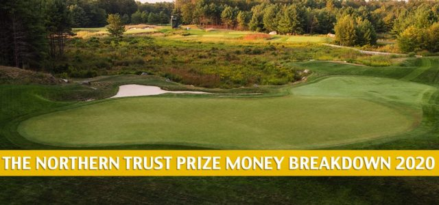 2020 The Northern Trust Purse and Prize Money Breakdown