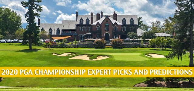 PGA Championship Expert Picks and Predictions 2020