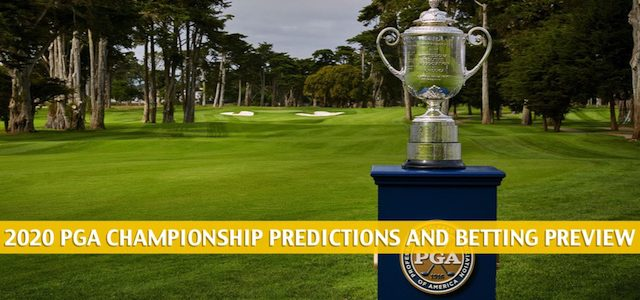 PGA Championship Predictions, Picks, Odds, and Betting Preview | Aug 6-9 2020