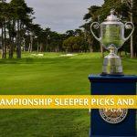 PGA Championship Sleepers and Sleeper Picks and Predictions 2020