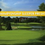 2020 PGA Tour Championship Sleepers and Sleeper Picks and Predictions