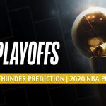 Houston Rockets vs Oklahoma City Thunder Predictions, Picks, Odds, and Preview | NBA Playoffs Round 1 Game 6  August 31 2020