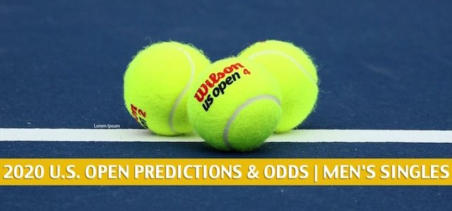 2020 US Open Tennis Predictions, Picks, Odds, and Betting Preview – Men's Singles