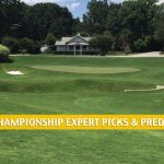 PGA Wyndham Championship Expert Picks and Predictions 2020