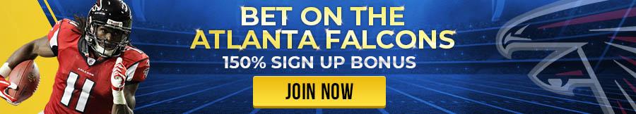 Betting on the Atlanta Falcons