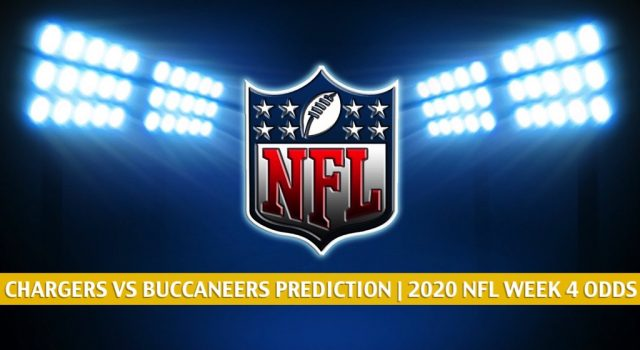 Los Angeles Chargers vs Tampa Bay Buccaneers Predictions, Picks, Odds, and Betting Preview | NFL Week 4 – October 4, 2020