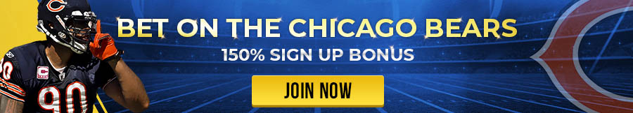 Bet on the Chicago Bears