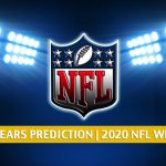Indianapolis Colts vs Chicago Bears Predictions, Picks, Odds, and Betting Preview | NFL Week 4 - October 4, 2020