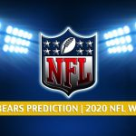 New York Giants vs Chicago Bears Predictions, Picks, Odds, and Betting Preview | NFL Week 2 - September 20, 2020