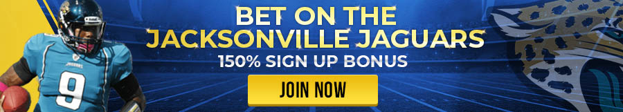 Bet on the Jacksonville Jaguars