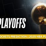 Los Angeles Lakers vs Houston Rockets Predictions, Picks, Odds, Preview | NBA Playoffs Round 2 Game 4 September 10, 2020