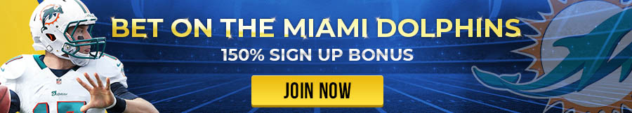 Bet on the Miami Dolphins