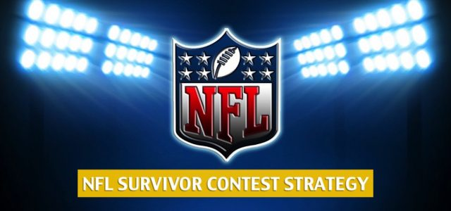 NFL Survivor Contest Strategy for the 2020-21 Season (and Beyond)