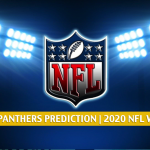 Las Vegas Raiders vs Carolina Panthers Predictions, Picks, Odds, and Betting Preview | NFL Week 1 - September 13, 2020