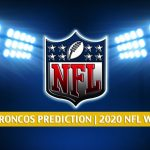 Tennessee Titans vs Denver Broncos Predictions, Picks, Odds, and Betting Preview | NFL Week 1 - September 14, 2020