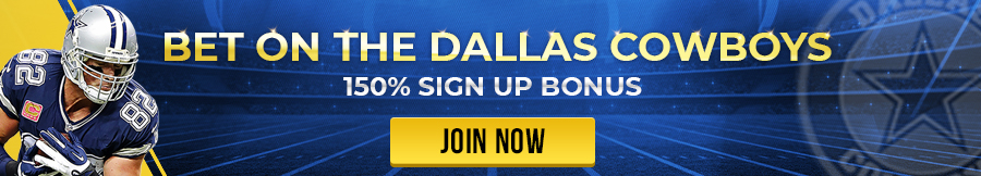 bet on the dallas cowboys