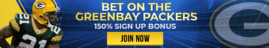 Bet on the Green Bay Packers