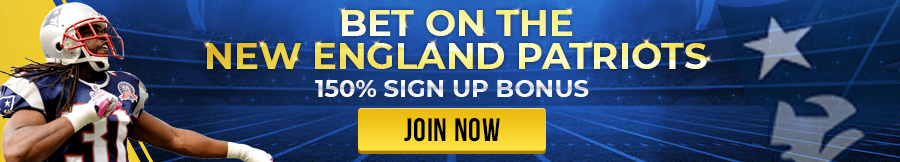 bet on the new england patriots