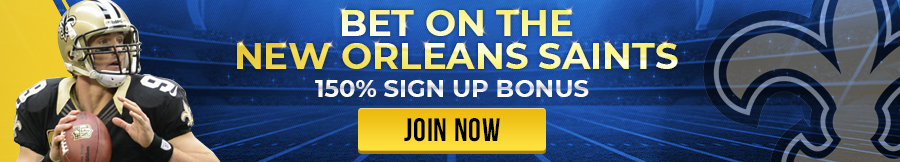 bet on the new orleans saints