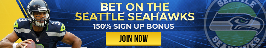 Bet on the Seattle Seahawks