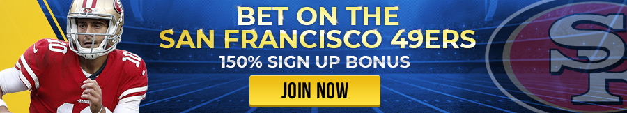 bet on the 49ers