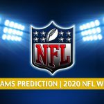Chicago Bears vs Los Angeles Rams Predictions, Picks, Odds, and Betting Preview | NFL Week 7 - October 26, 2020