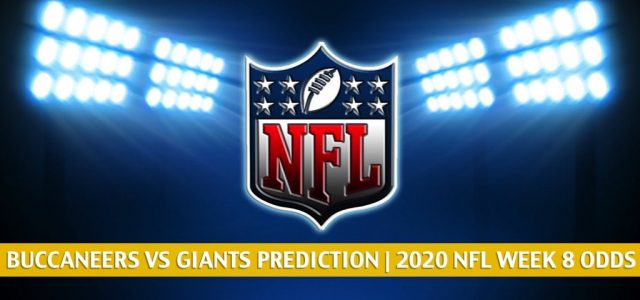 Tampa Bay Buccaneers vs New York Giants Predictions, Picks, Odds, and Betting Preview | NFL Week 8 – November 2, 2020
