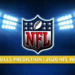 Kansas City Chiefs vs Buffalo Bills Predictions, Picks, Odds, and Betting Preview | NFL Week 6 - October 19, 2020