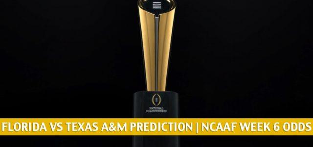 Florida Gators vs Texas A&M Aggies Predictions, Picks, Odds, and NCAA Football Betting Preview – October 10 2020