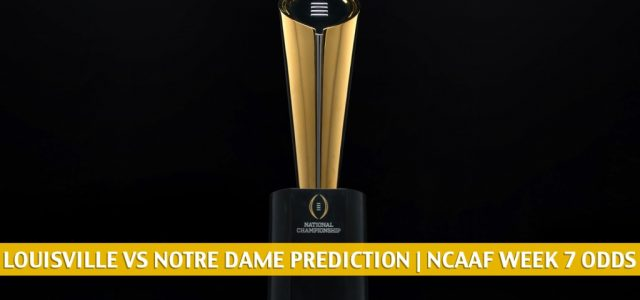 Louisville Cardinals vs Notre Dame Fighting Irish Predictions, Picks, Odds, and NCAA Football Betting Preview – October 17 2020