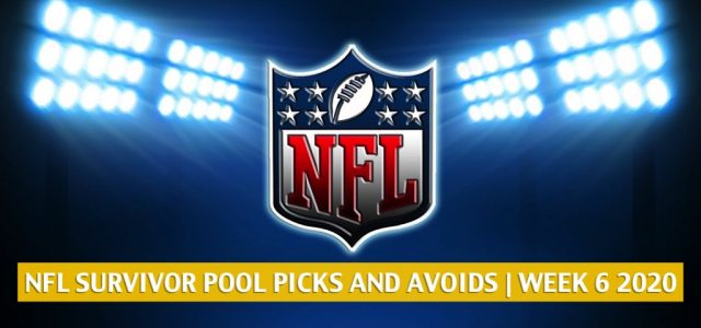 NFL Survivor Pool Picks Week 6 – Tips, Advice, and Who to Avoid