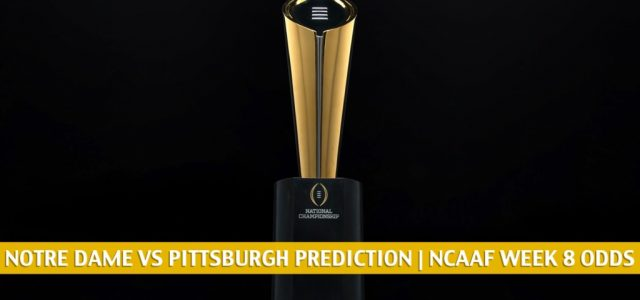 Notre Dame Fighting Irish vs Pittsburgh Panthers Predictions, Picks, Odds, and NCAA Football Betting Preview | October 24 2020