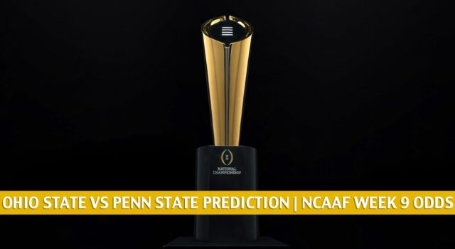 Ohio State Buckeyes vs Penn State Nittany Lions Predictions, Picks, Odds, and NCAA Football Betting Preview | October 31 2020
