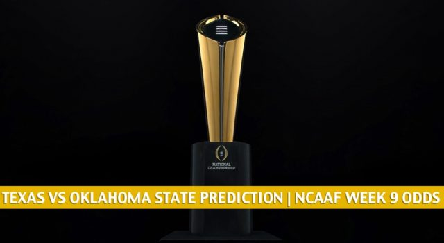 Texas Longhorns vs Oklahoma State Cowboys Predictions, Picks, Odds, and NCAA Football Betting Preview | October 31 2020