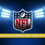 Cincinnati Bengals vs Washington Football Team Predictions, Picks, Odds, and Betting Preview | NFL Week 11 - November 22, 2020