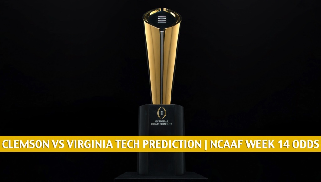 Clemson Vs Virginia Tech Predictions Picks Odds Preview Dec 5 2020