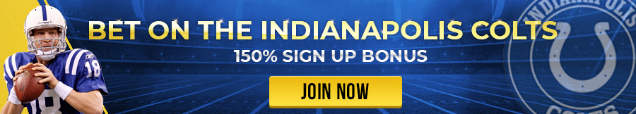 Bet on the Indianapolis Colts