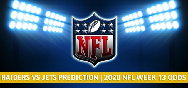 Las Vegas Raiders vs New York Jets Predictions, Picks, Odds, and Betting Preview | NFL Week 13 – December 6, 2020