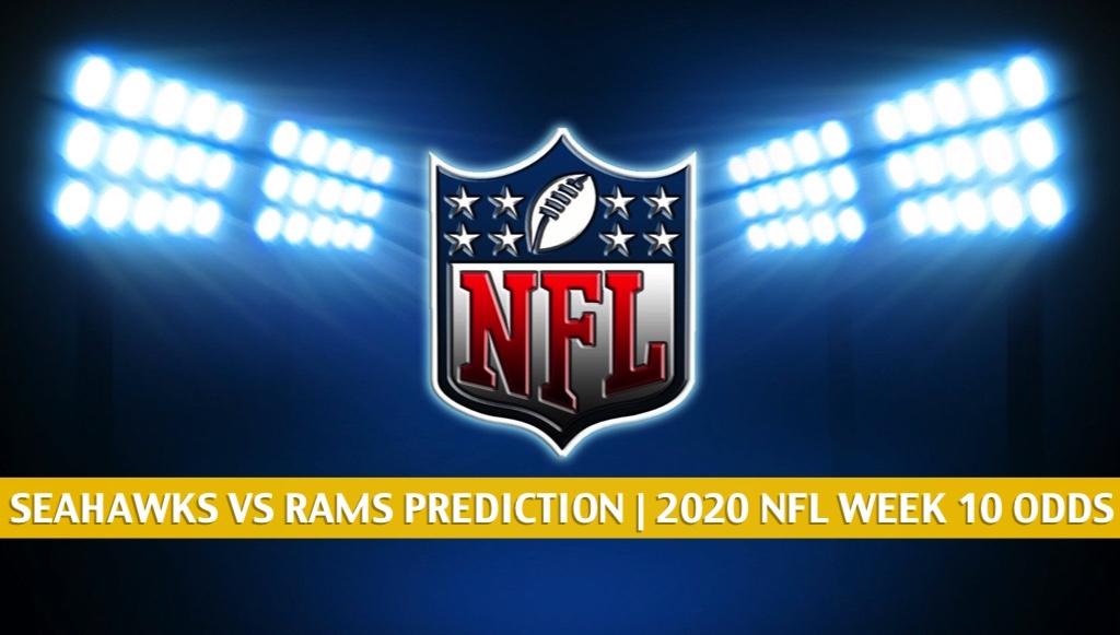 Seahawks Vs Rams Predictions Picks Odds Preview Week 10 2020