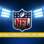 Miami Dolphins vs Buffalo Bills Predictions, Picks, Odds, and Betting Preview | NFL Week 17 - January 3, 2021