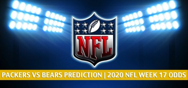 Green Bay Packers vs Chicago Bears Predictions, Picks, Odds, and Betting Preview | NFL Week 17 – January 3, 2021