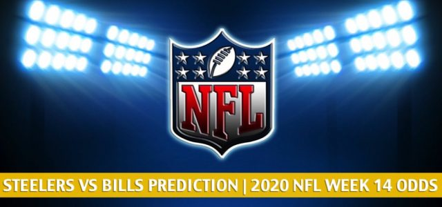 Pittsburgh Steelers vs Buffalo Bills Predictions, Picks, Odds, and Betting Preview | NFL Week 14 – December 13, 2020
