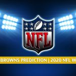 Pittsburgh Steelers vs Cleveland Browns Predictions, Picks, Odds, and Betting Preview | NFL Week 17 - January 3, 2021