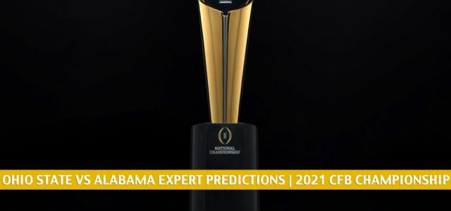 College Football National Championship Expert Picks and Predictions – January 11 2021