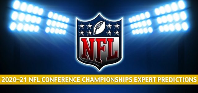 NFL Conference Championships Expert Picks and Predictions 2021