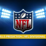 Baltimore Ravens vs Buffalo Bills Predictions, Picks, Odds, and Betting Preview - NFL AFC Divisional Round | January 16 2021